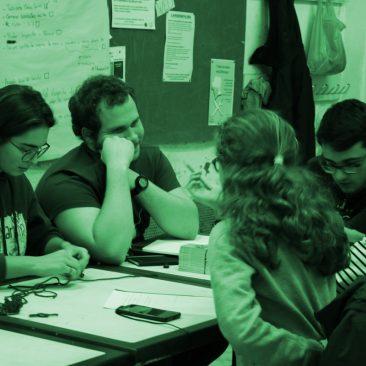 Coordinació, formació i suport a associacions d'alumnat