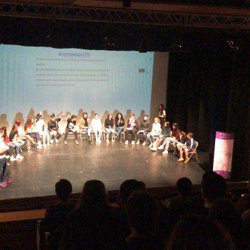 CO-MEDIANT 2019, més de 400 alumnes de la província de Castelló aposten per la mediació escolar per a prevenir l'assetjament i millorar la convivència