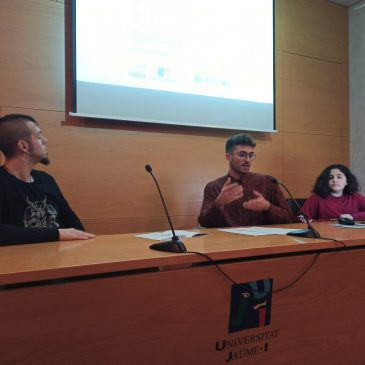 Presentació de l'informe estadístic del temps lliure de les adolescents a Castelló