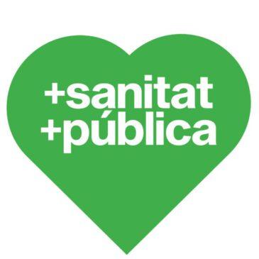 """FADES se suma a la campanya de """"+Sanitat, +pública"""""""