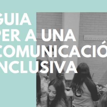 Guia per a la comunicació inclusiva